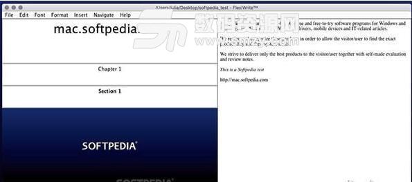 FlexiWrite Mac版