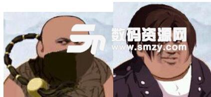 拳皇胖虎系列表情包高清版(经典胖虎kof表情) 无水印版图片