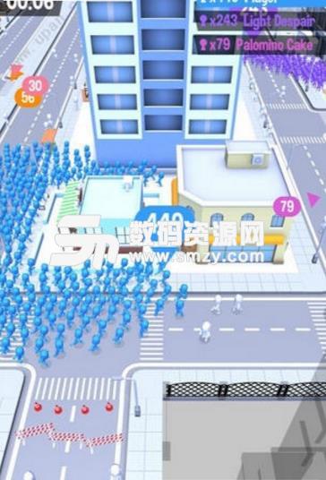 拥挤城市大作战手游完整版注释