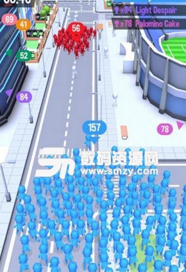 拥挤城市大作战手游完整版特色