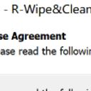 R Wipe Clean中文版