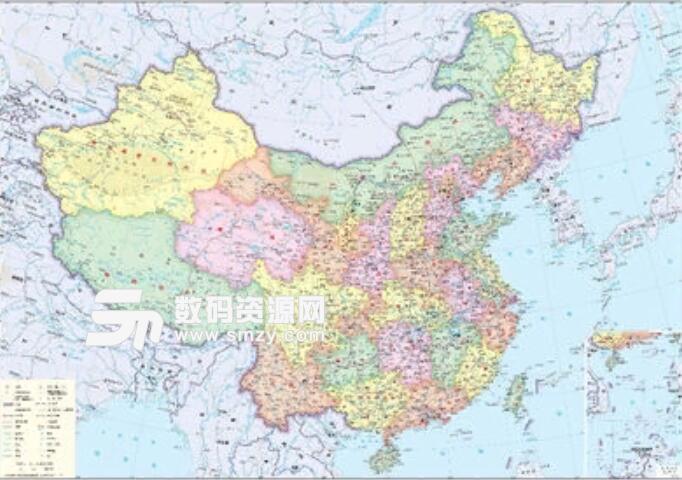 实用中国地图册APP