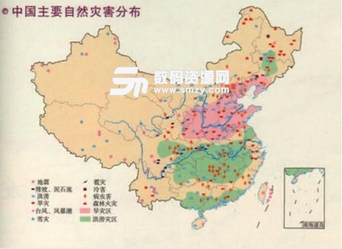 手机怎么看高清版中国地图全图可放大的版本