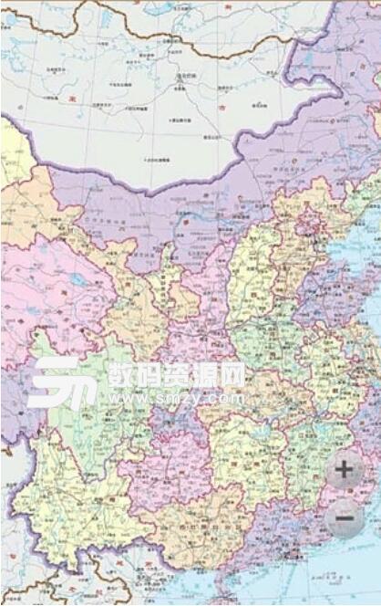 新版中国地图高清放大_新版中国地图2019高清可放大的版本在哪里下载