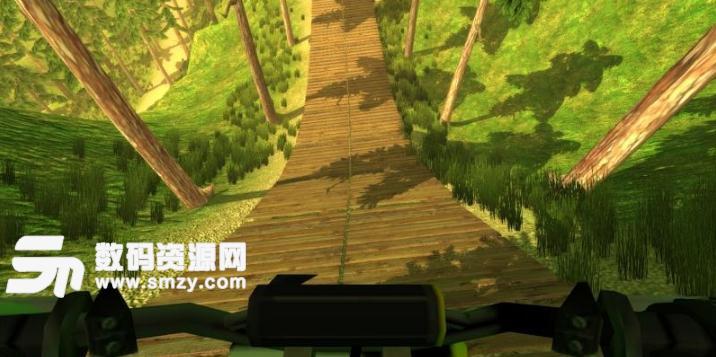 自行车下坡模拟器手游截图