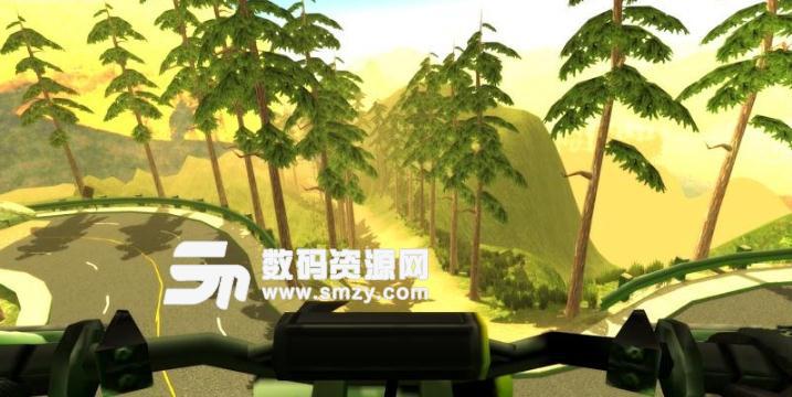 自行车下坡模拟器手游下载