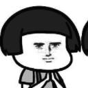 非酋脸黑表情包下载图片