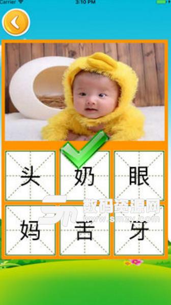 宝宝爱识字苹果版
