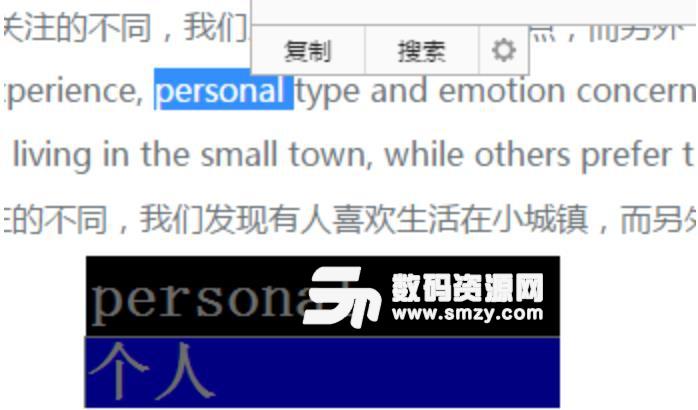 英语复制翻译中文工具