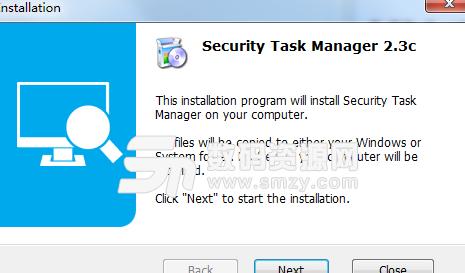 Security Task Manager完美版截图