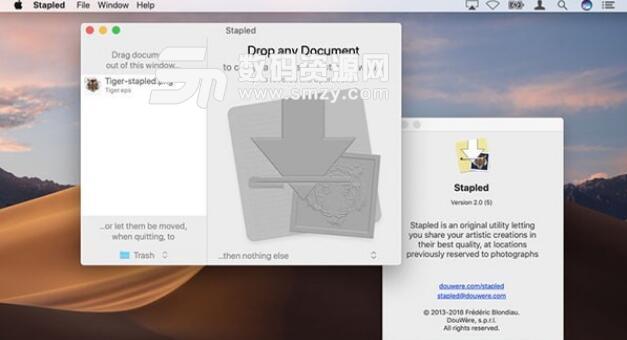 Stapled Mac版
