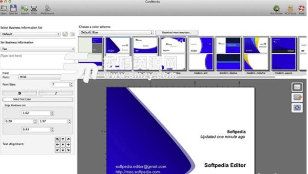 CardWorks Mac版