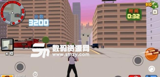 侠盗荣耀ios手机版