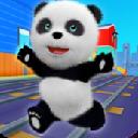 大熊猫跑酷安卓游戏免费版