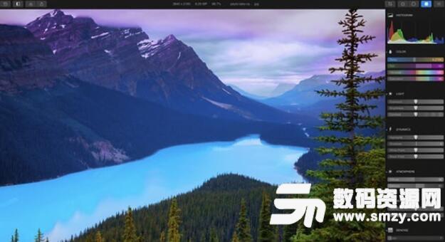 Mossaik HDR Mac版
