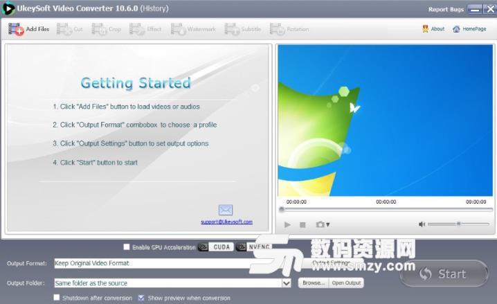 UkeySoft Video Converter特别版