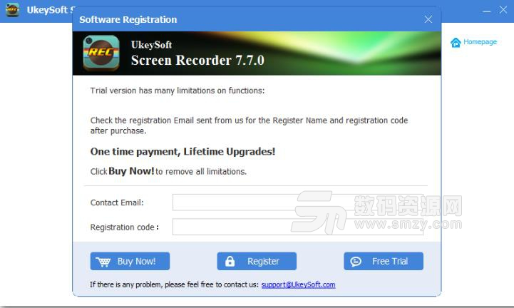 UkeySoft Screen Recorder破解版