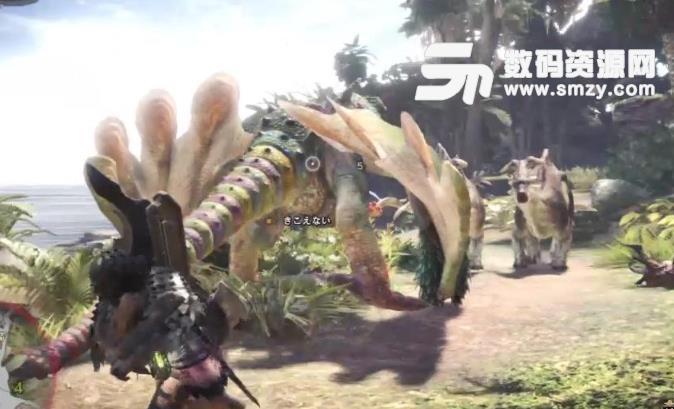 怪物猎人世界恐暴龙痕迹位置一览