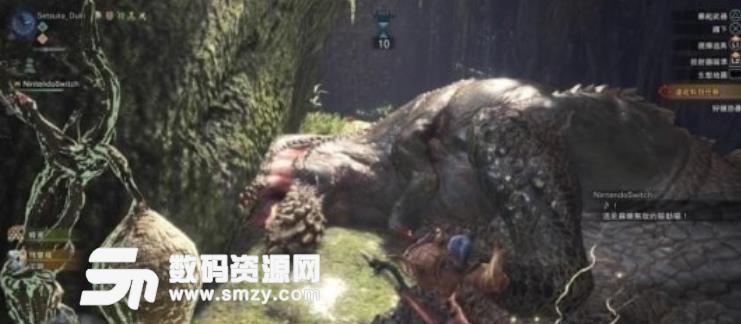 怪物猎人世界恐暴龙任务解锁方法说明