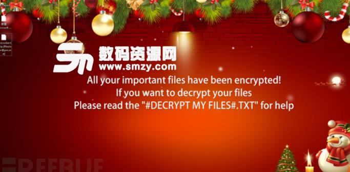 FilesLocker圣诞特别版勒索病毒解密工具下载