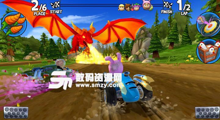 Beach Buggy Racing 2手游安卓最新版