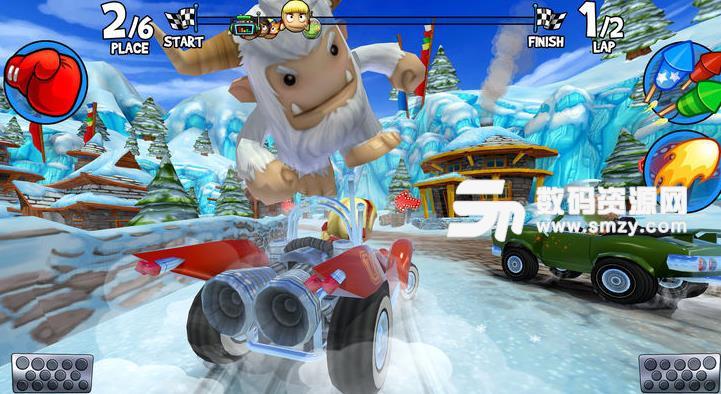 Beach Buggy Racing 2手游安卓版