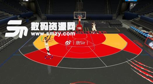 NBA2K19钻石约什史密斯属性评测