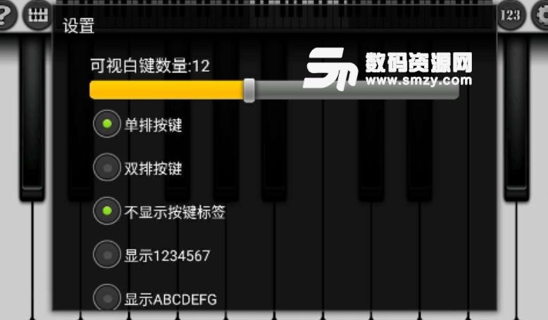 钢琴大师全键盘app截图