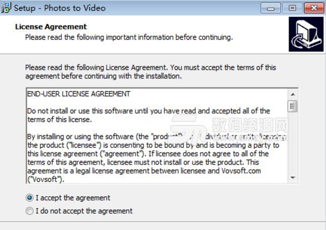 VovSoft Photos to Video中文版
