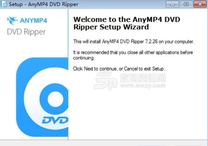 AnyMP4 DVD Ripper免费版