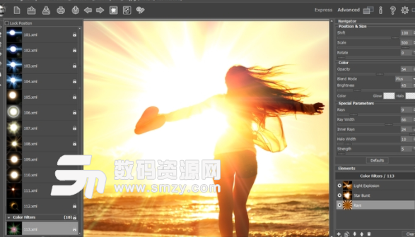 AKVIS LightShop 7最新版截图