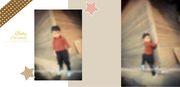 兒童攝影模板