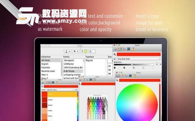 PDF Watermark Mac版截图