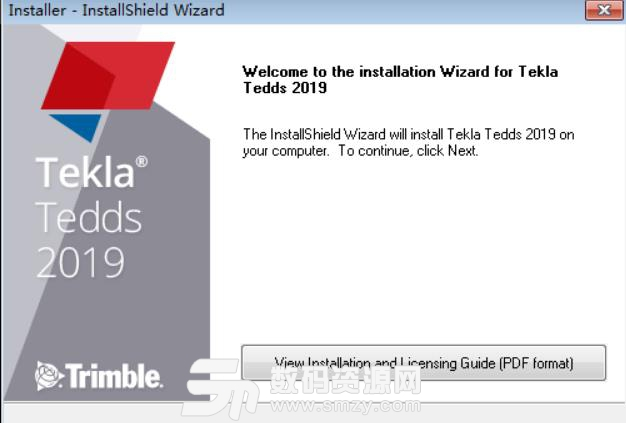 Trimble Tekla Tedds 2019pc版下载(建筑结构计算) v21 - 附安装