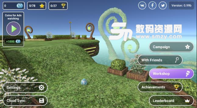 高尔夫球冒险手游安卓版下载
