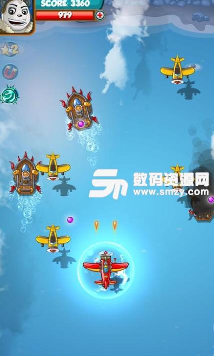 Galaxy Airtoons手机游戏免费版