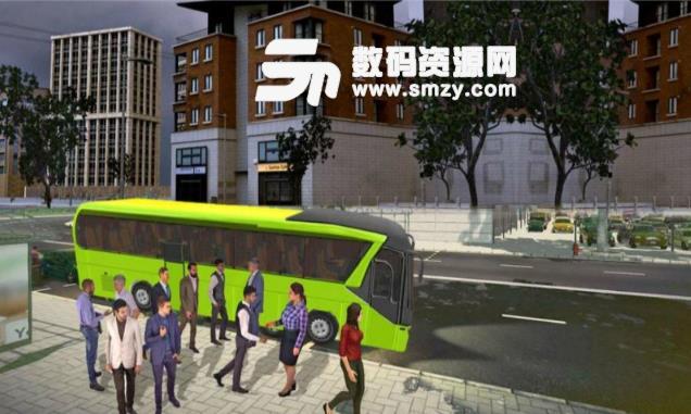 模拟客车司机2019手游安卓最新版