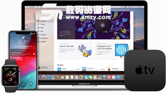 苹果ios12.2正式版固件升级更新系统
