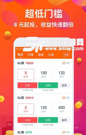 大象掘金app安卓版圖片