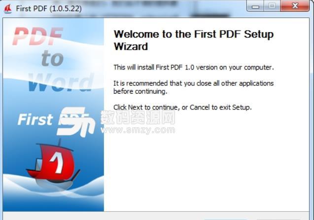 First PDF官方版下載