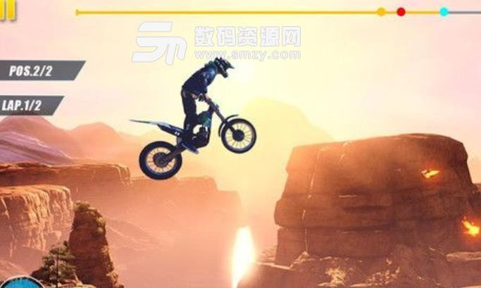 摩托车飞跃特技安卓版