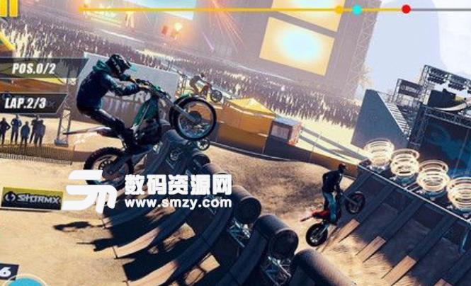 摩托车飞跃特技游戏安卓版