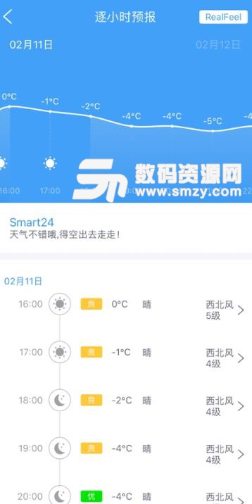 中国天气app