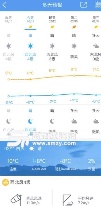 中国天气ios版