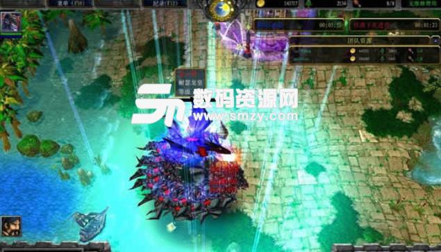 龙神封印传之幻之试炼0.55魔兽地图