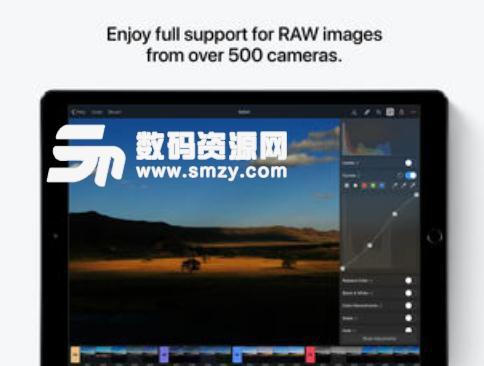 pixelmator photo ipad版