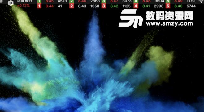 iStockBar财富股票状态栏 Mac版图片