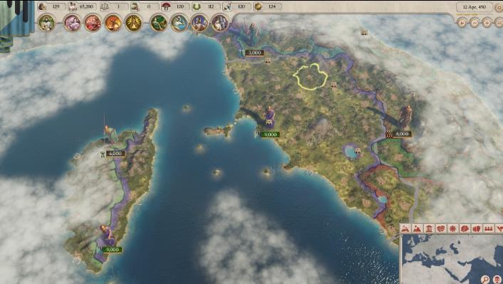 大将军罗马迁移系统介绍