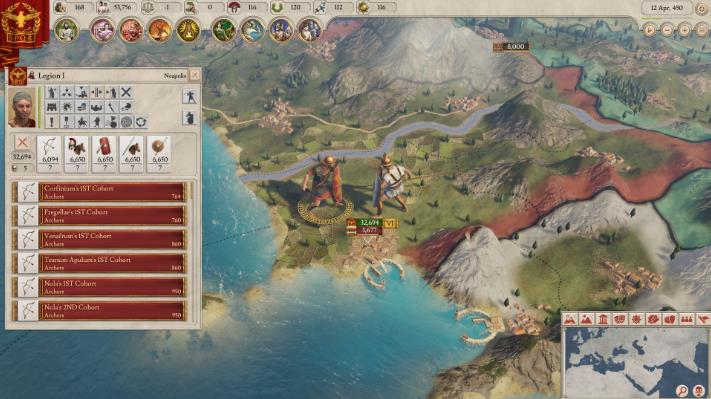 大将军罗马吸人口玩法和吸人口玩法适合国家分享