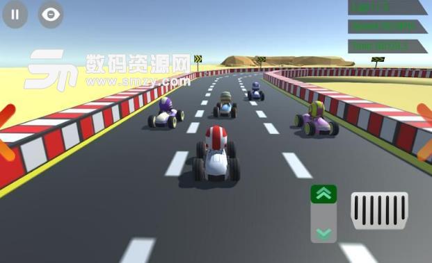 小型快速赛车手机版